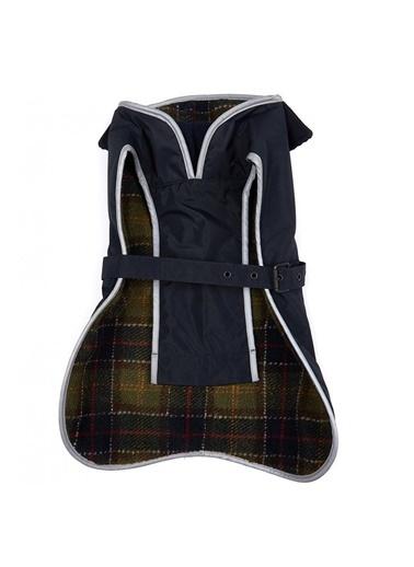 Barbour Barbour Dco0013Ny71 Ny71 Navy Red Fleece Waterproof Su Geçirmez Köpek Kıyafeti Lacivert